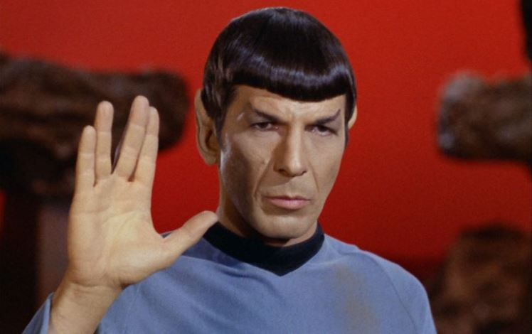 SDCC 2018 Spock Star Trek: Discovery