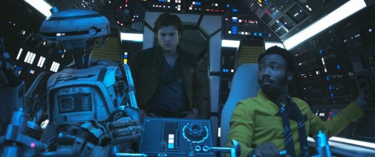 solo: a star wars story ron howard