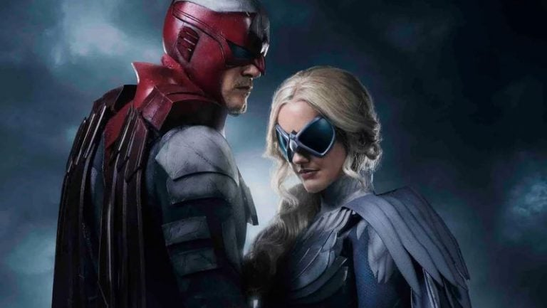 Titans Hawk and Dove rob liefield