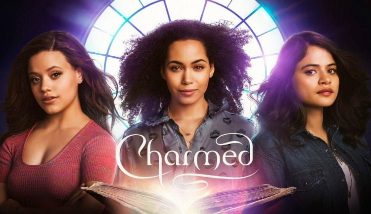 charmed reboot with logo