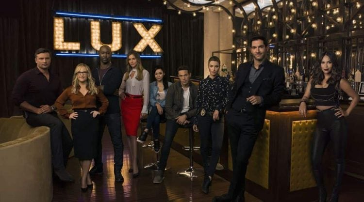 lucifer season 4 cast