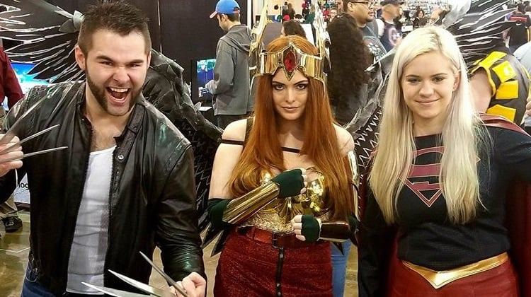 Wizard World Philadelphia 2018 Cosplay Gallery Part Two