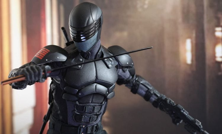Yo Joe! The G.I. Joe Snake Eyes Movie May Have Found A Director