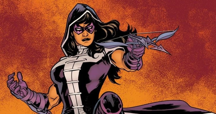 Huntress Birds Of Prey