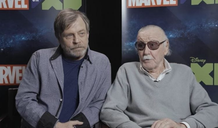 Mark Hamill Stan Lee Avengers Assemble: Black Panther's Quest
