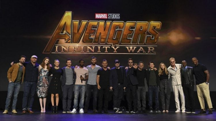 Academy Awards  Avengers