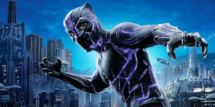 Ever Wonder What The Text On Black Panther's Uniform Said?