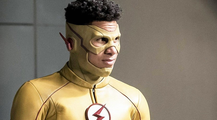 Keiynan Lonsdale's Kid Flash Will Return In The Second Half Of 'The Flash' Season 6