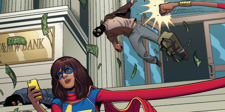Ms. Marvel Kamala Khan I