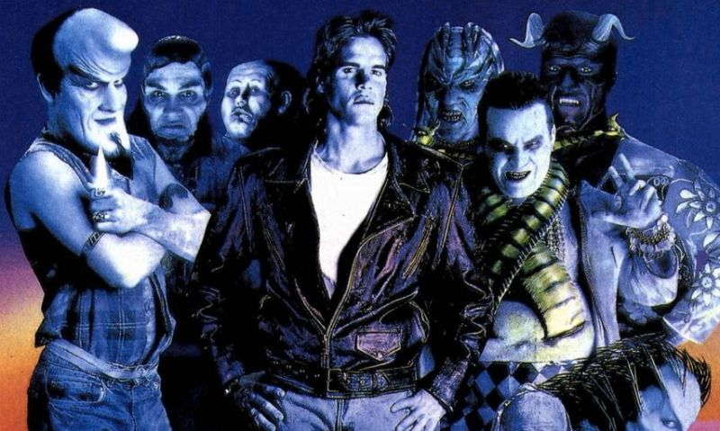 Clive Barker Nightbreed