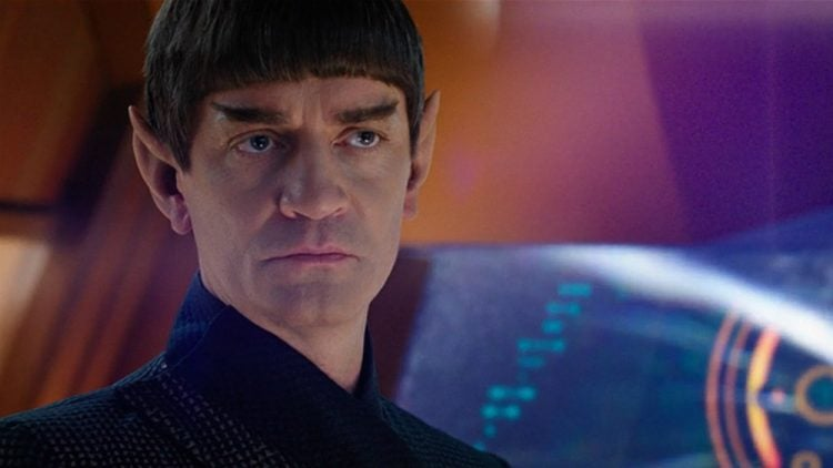 James Frain Vulcan Star Trek Discovery
