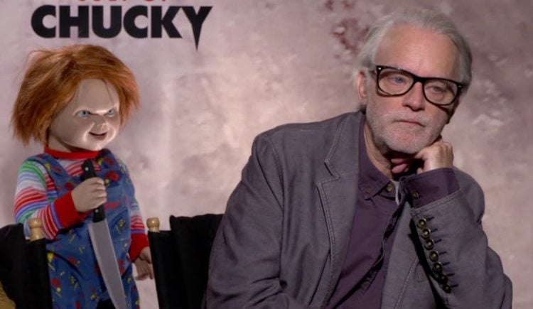 Brad Dourif Won't Voice Chucky In MGM's 'Child's Play' Remake, But ...