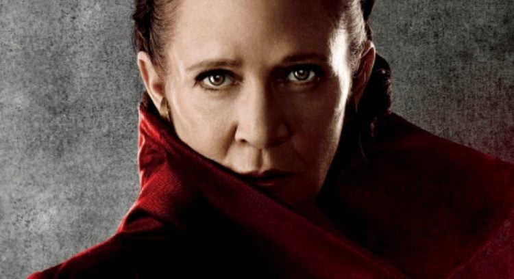 Todd Fisher Shares That 'Star Wars: Episode IX' Has Unused Leia Footage To Finish Carrie's Story