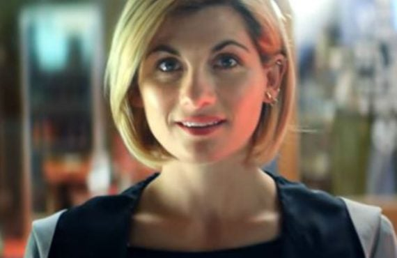 doctor who jodie whittaker 13th doctor
