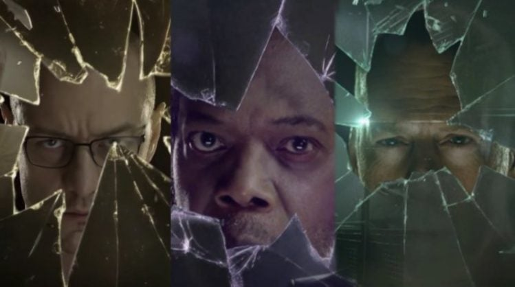 The Glass Trailers Aren't What They Seem According To M. Night Shyamalan