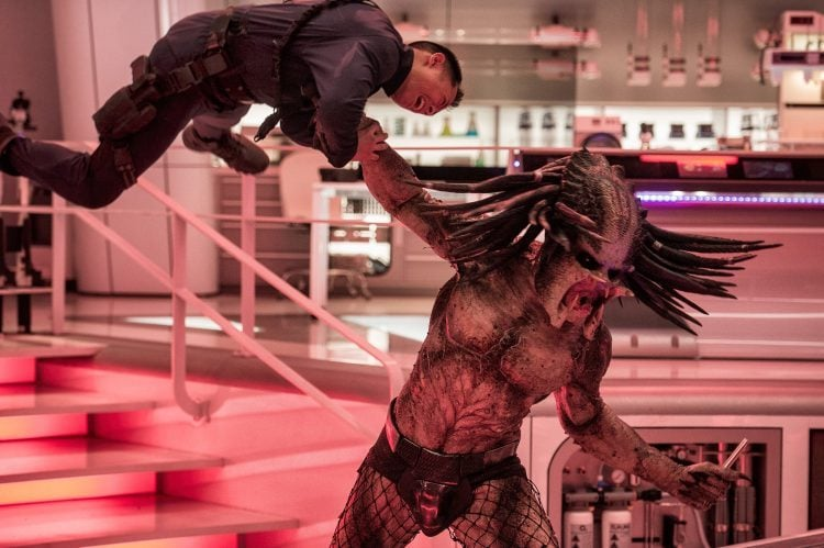 Shane Black The Predator