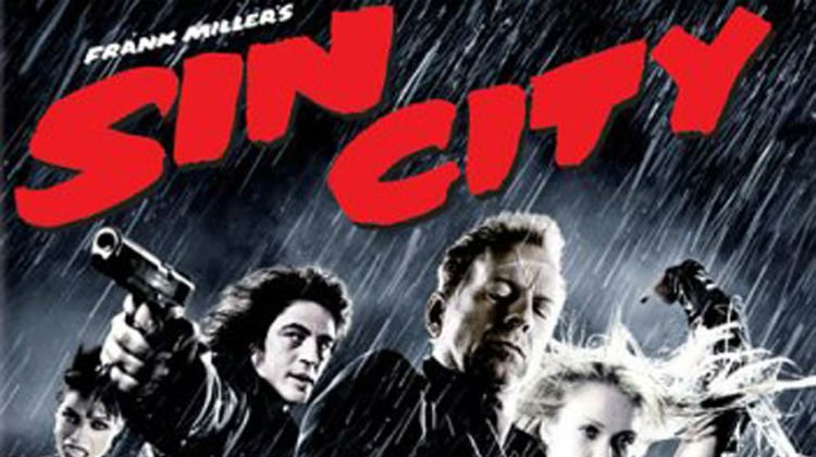 Frank Miller Is Returning To Sin City For A New Series