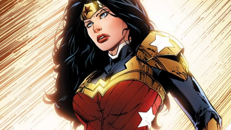 G. Willow Wilson Wonder Woman