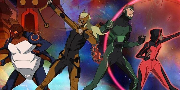 'Young Justice: Outsiders