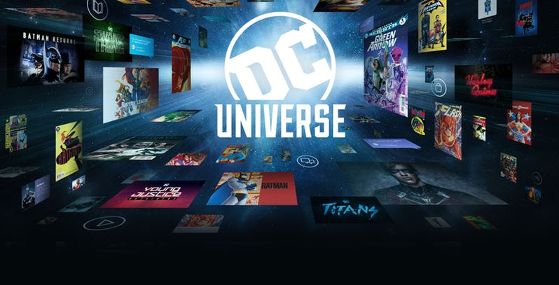Despite Earlier Reports, DC Universe Does Not Appear To Be In Trouble