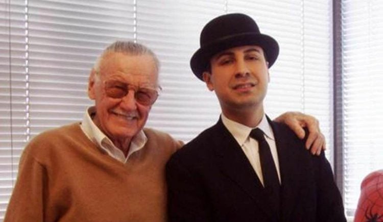 Stan Lee's Business Partner Keya Morgan Has Been Charged With Five Counts Of Elder Abuse