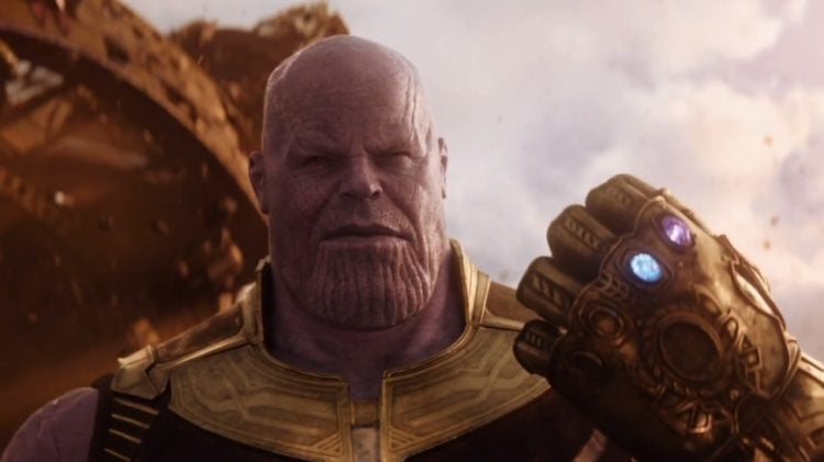 Avengers: Infinity War Was Originally Narrated By Thanos