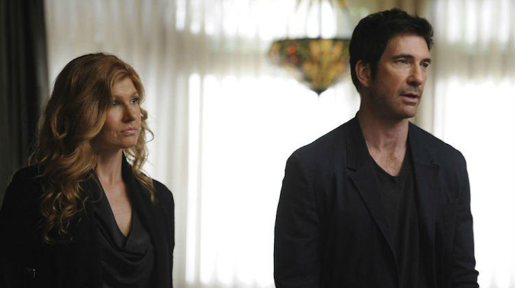 Connie Britton Dylan McDermott American Horror Story: Apocalypse
