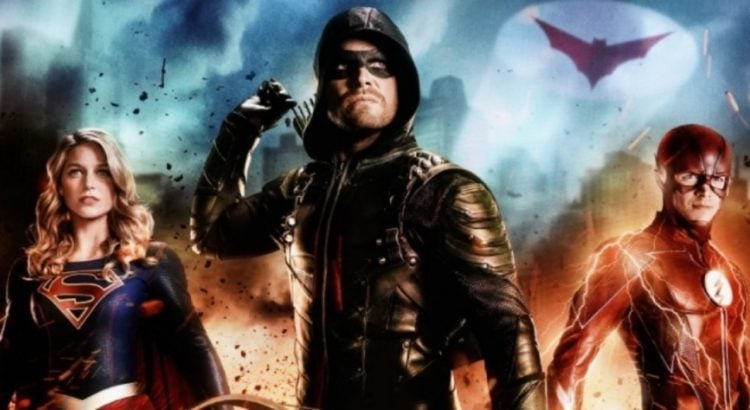 Arrow, Supergirl, The Flash CW shows