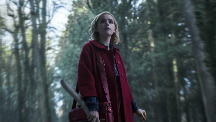 thte chilling adventures of sabrina