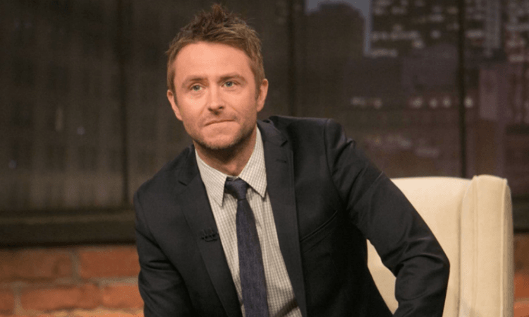 chris hardwick talking head
