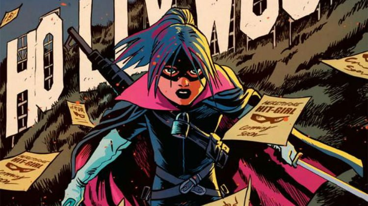 Hit-Girl The Golden Rage Of Hollywood