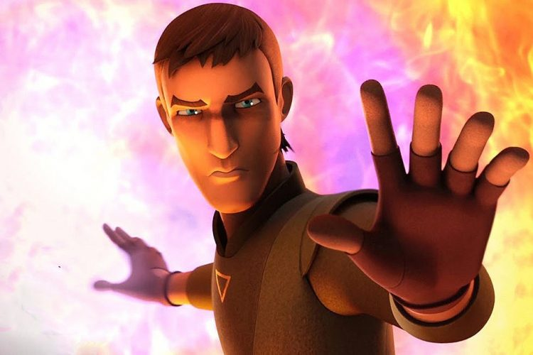 Freddie Prinze Jr. Decided Kanan's Fate For 'Star Wars Rebels'