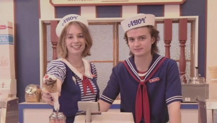 Baskin Robbins Announces A 'Stranger Things' Menu