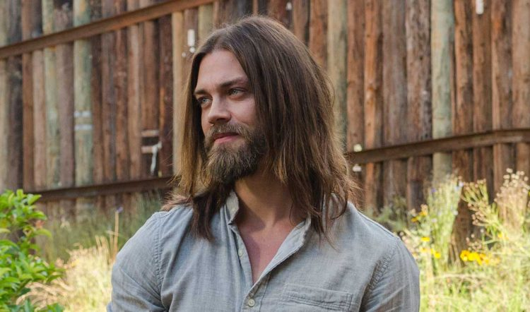 Tom Payne The Walking Dead