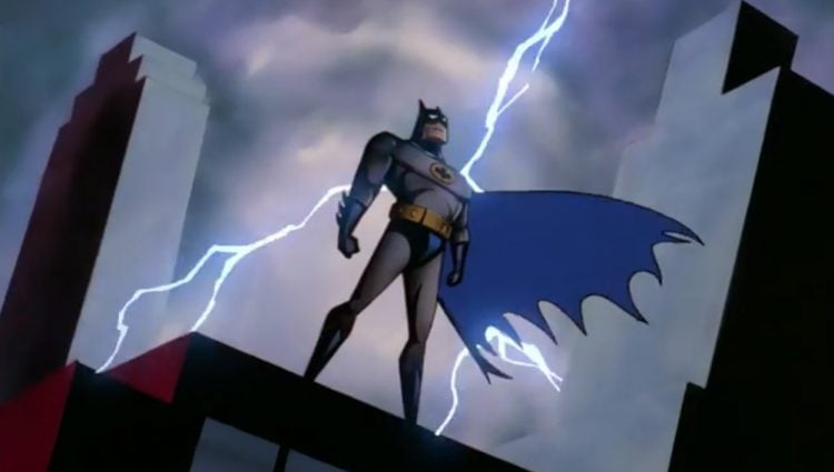 Throwback Thursday Batman: The Animated Series