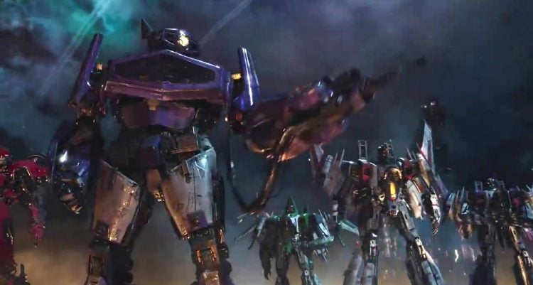 Travis Knight Shares Why Bumblebee Uses All Original Footage