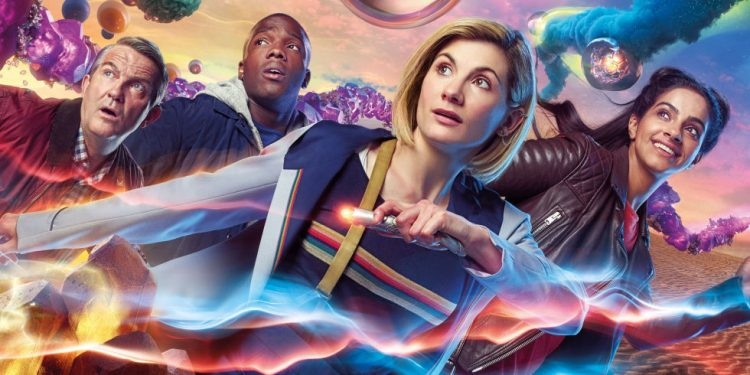 Doctor Who: Jodie Whittaker's Doctor Gets A New Accessory For New Year's Special