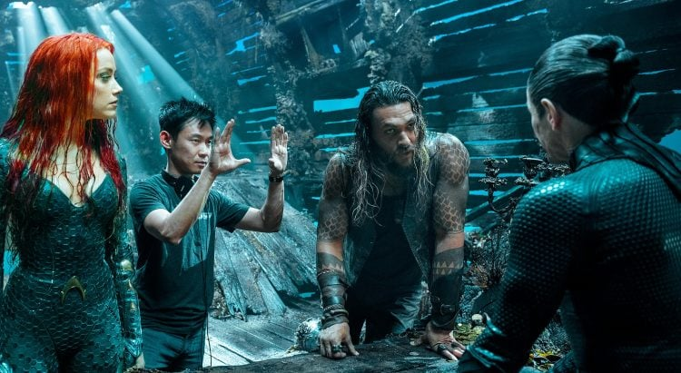 If Aquaman Sinks At The Box Office James Wan Is Taking All The Blame