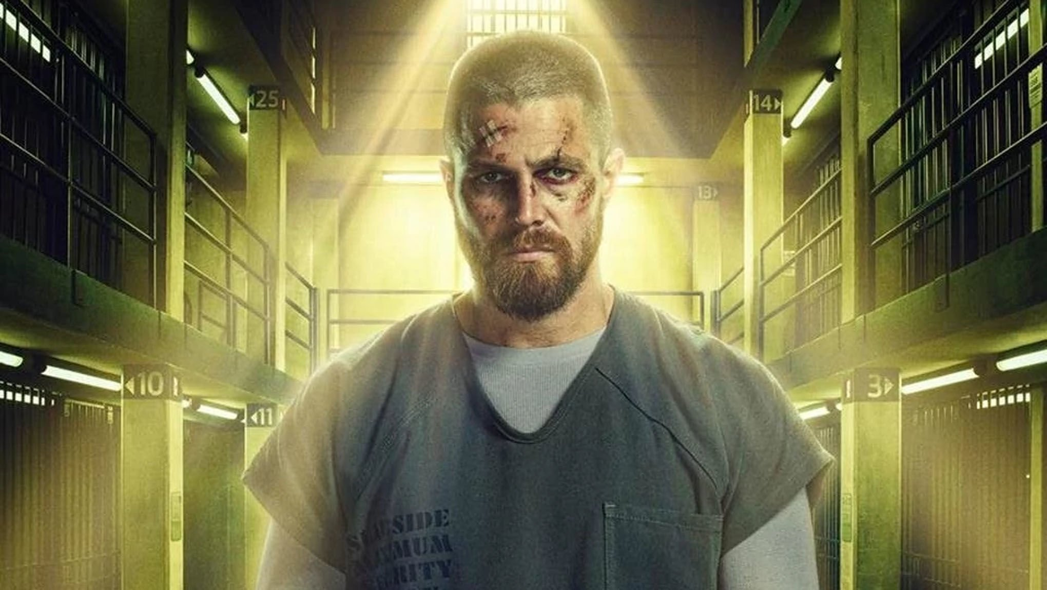 Stephen Amell Arrowverse Crossover