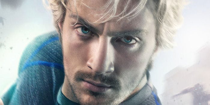Aaron Taylor-Johnson Quicksilver Avengers 4