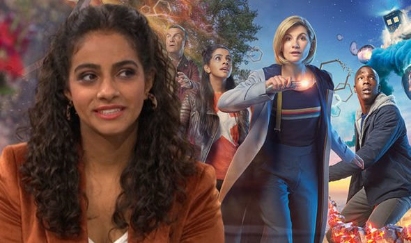 'Doctor Who': Mandip Gill n