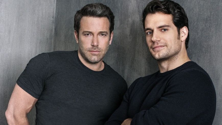 Ben Affleck Henry Cavill Batman Superman
