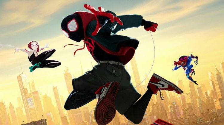 Lord And Miller Into The Spider-Verse