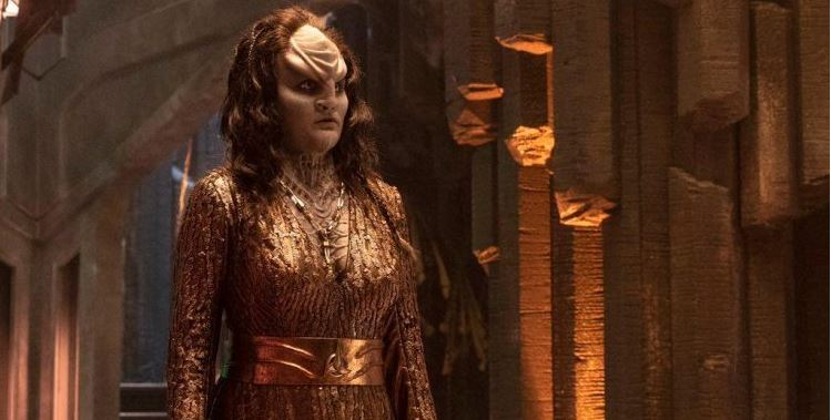 Star Trek: Discovery L'Rell