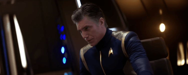 New Star Trek: Discovery Teaser Showcases Pike And Spock