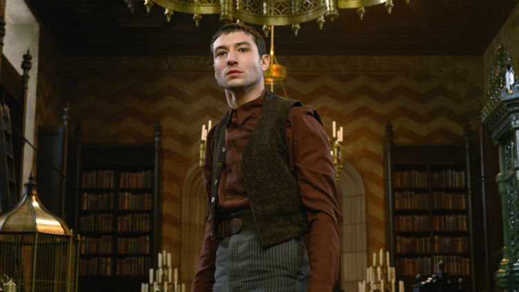 Fantastic Beasts: The Crimes Of Grindelwald Ezra Miller Speaks Out About *That* Twist!
