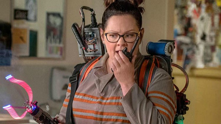 Melissa McCarthy Ghostbusters