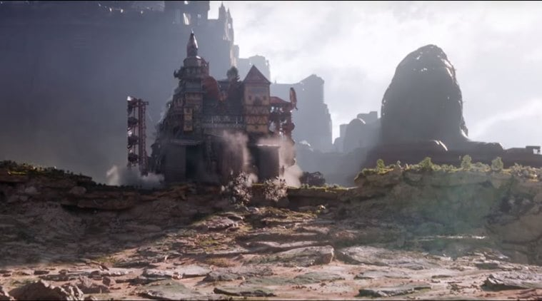 Peter Jackson Mortal Engines