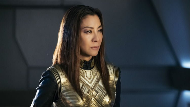 Star Trek  Michelle Yeoh