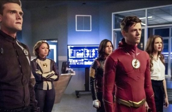 the flash the death of vibe